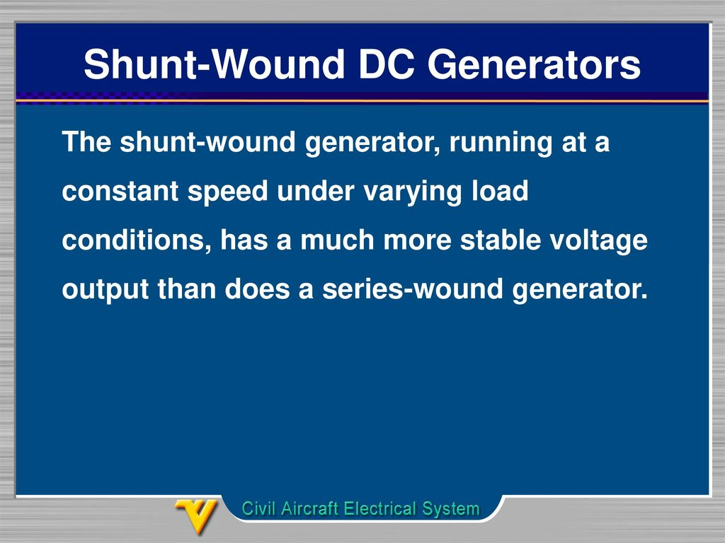 DC Generators  - ppt download