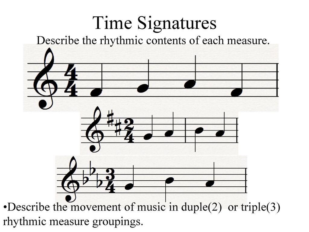 Lesson #4 : Rhythm (stds 2,5,6/9 1, 9 3) - ppt download