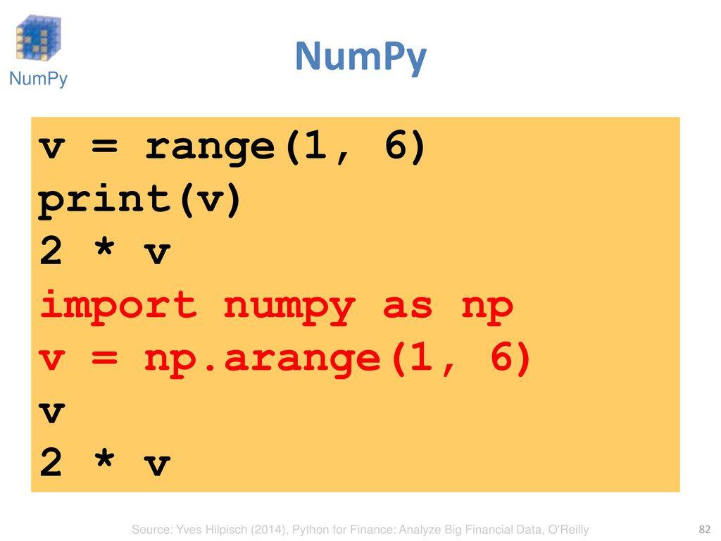 Install numpy using pip3   Peatix