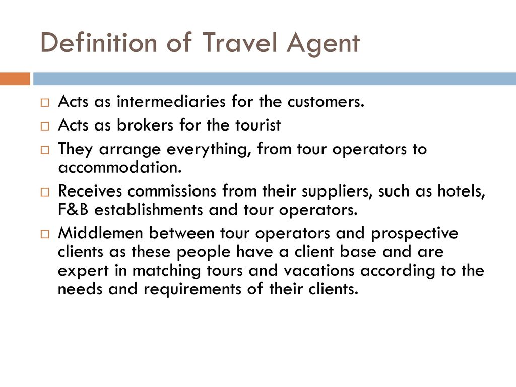 Definition For Travel Agent Lifehacked1st Com