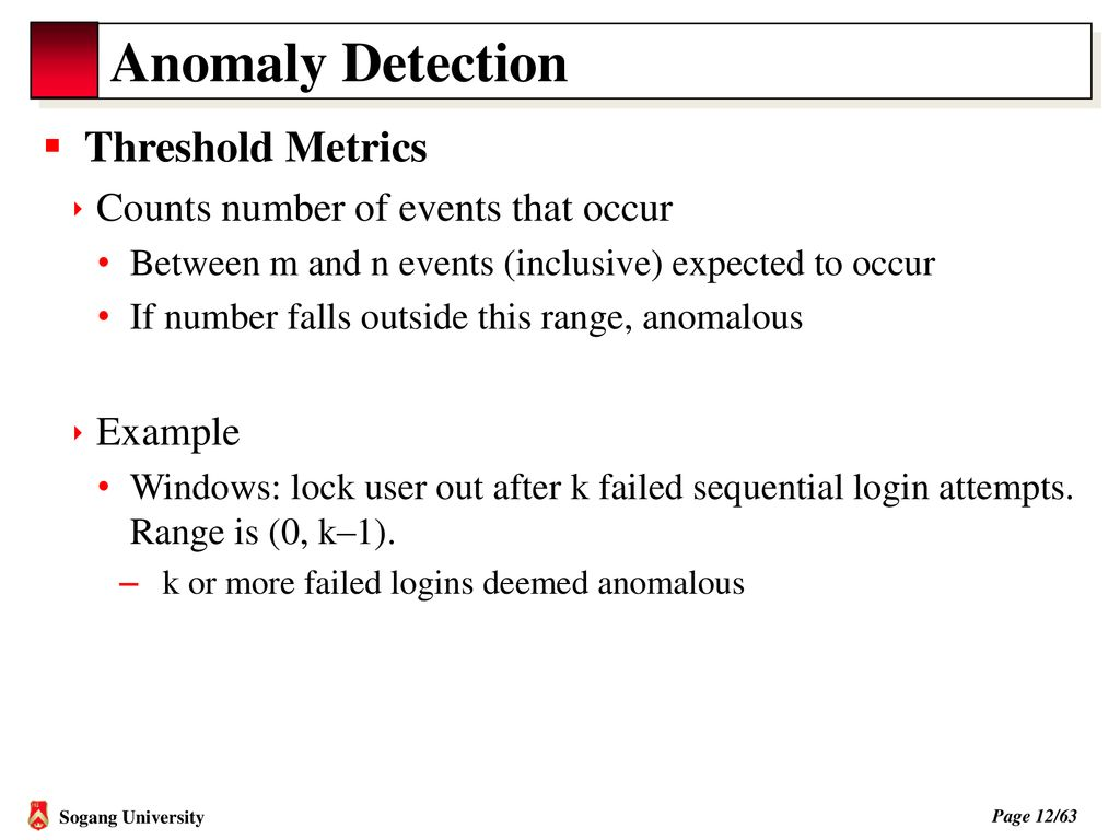 Intrusion Detection 박재현  - ppt download