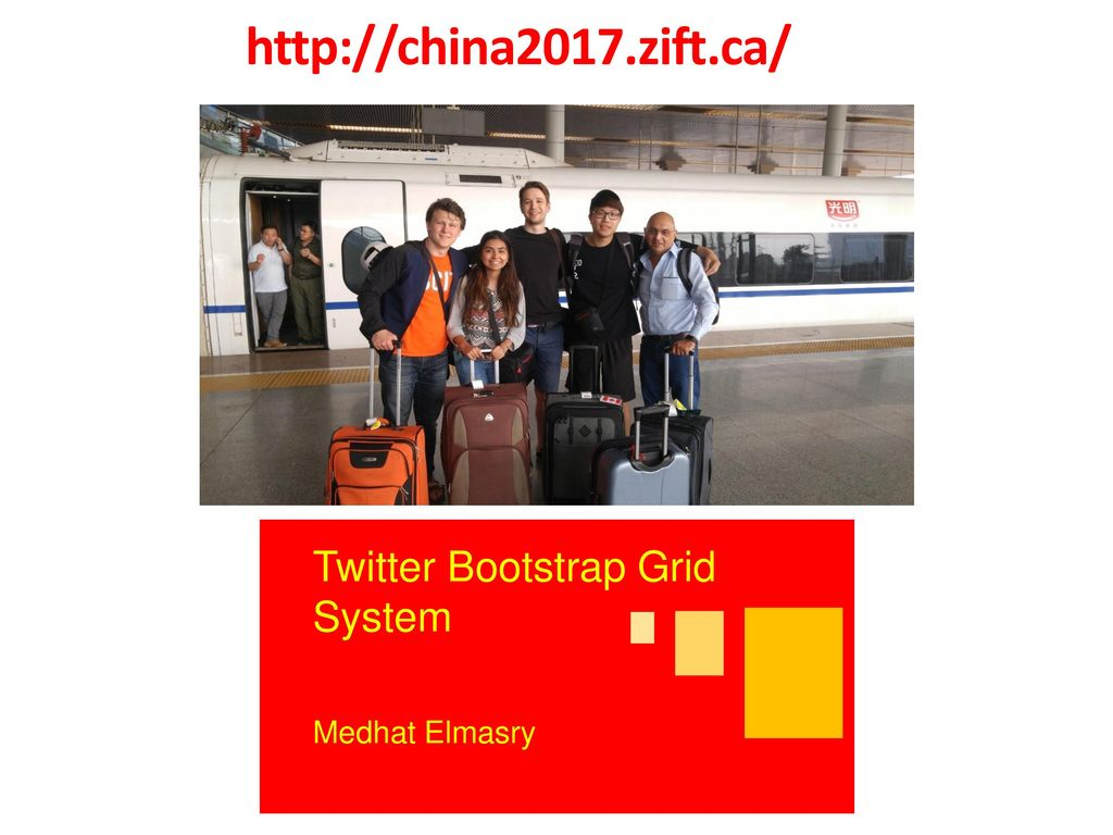 Twitter Bootstrap Grid System - ppt download