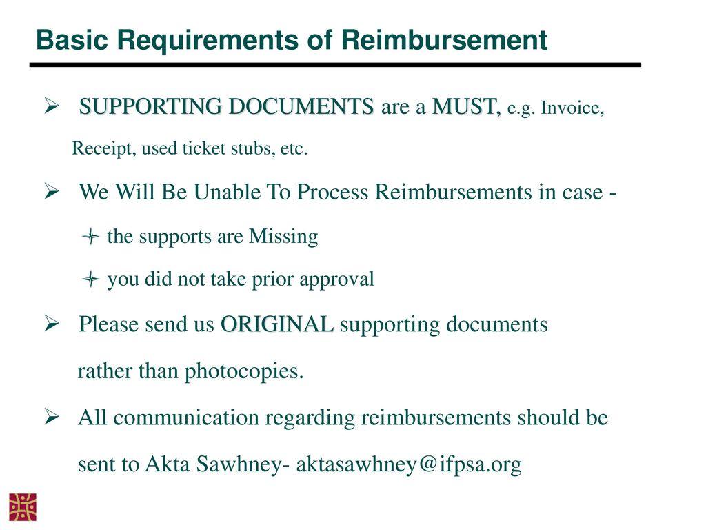 Entitlements and Reimbursements - ppt download