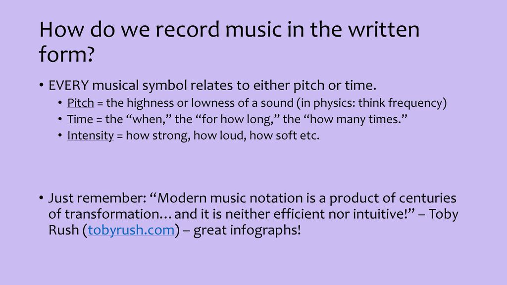 Introduction Basics Treble And Bass Clef Ppt Download