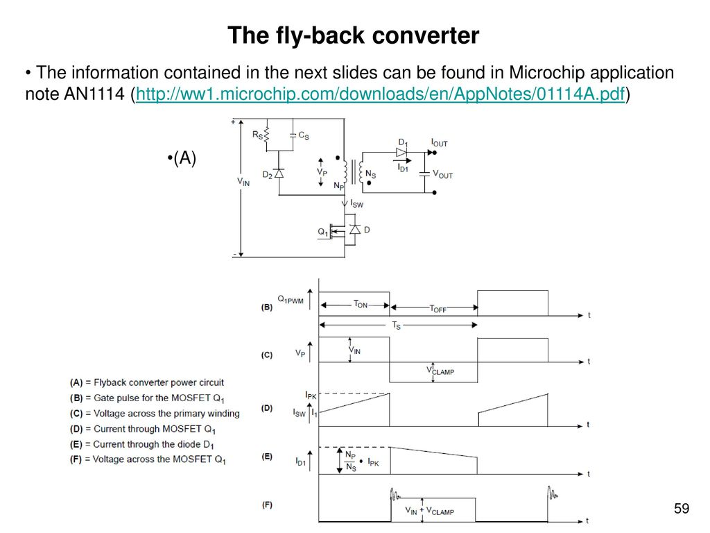 Microgrid Concepts And Distributed Generation Technologies Ppt Flyback Regulator Circuit The Fly Back Converter