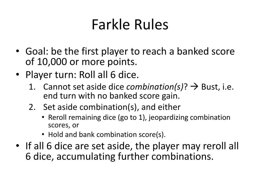 graphic relating to Farkle Rules Printable called farkle cube sport legislation Online games Environment
