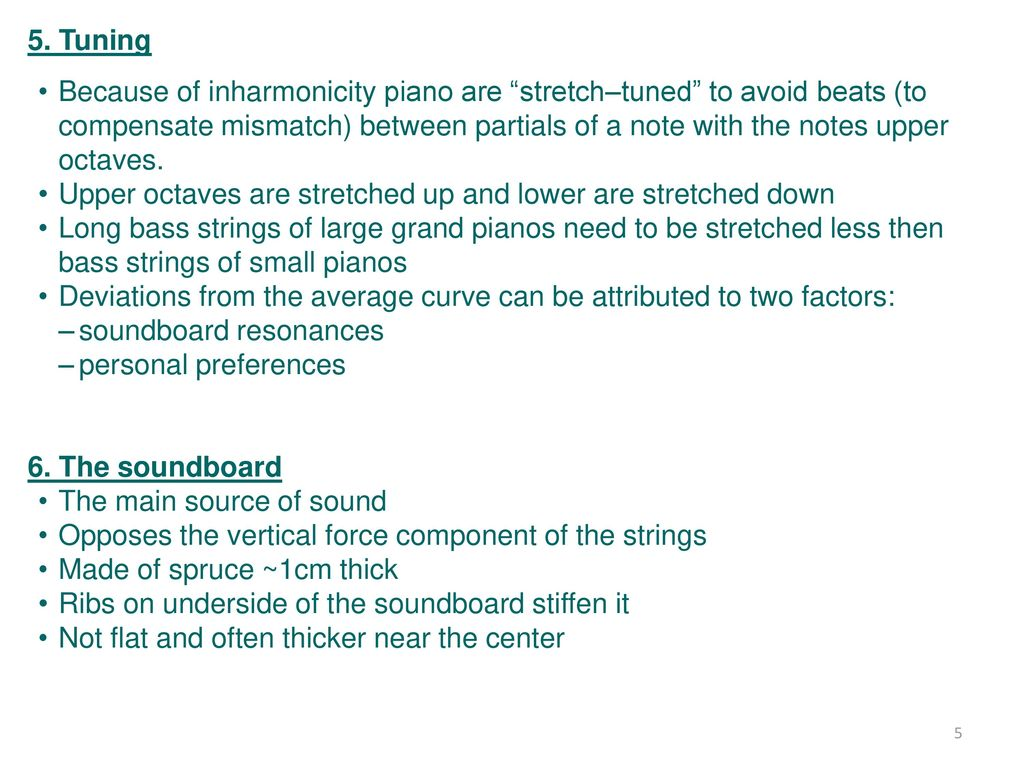 Keyboard Instruments A  Piano - ppt download