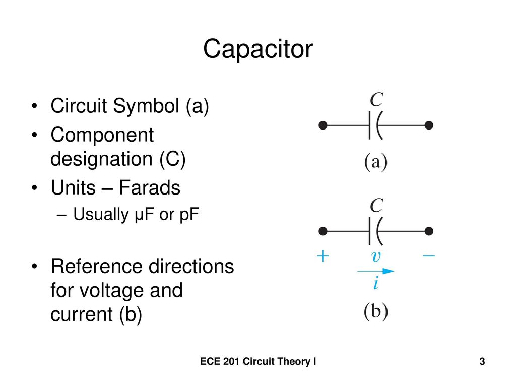 Capacitance Occurs Whenever Electrical Conductors Are Capacitorcircuit 3 Capacitor Circuit