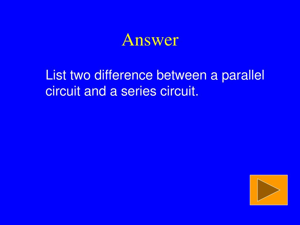 Coulombs Law Static Electricity Ppt Download What Is The Difference Between A Parallel Circuit And Series 18 Answer List Two