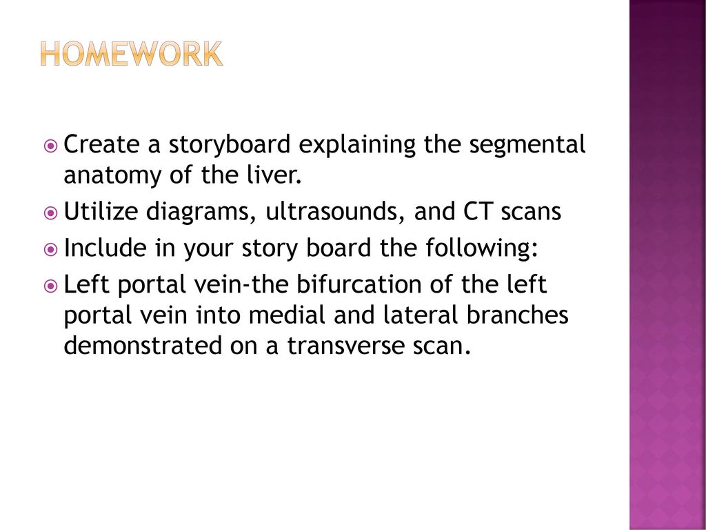 Cross Sectional Anatomy Liver Part 2 Ppt Download