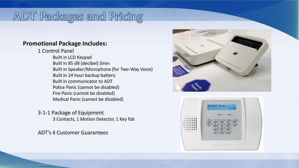 Adt Home Security Ppt Download