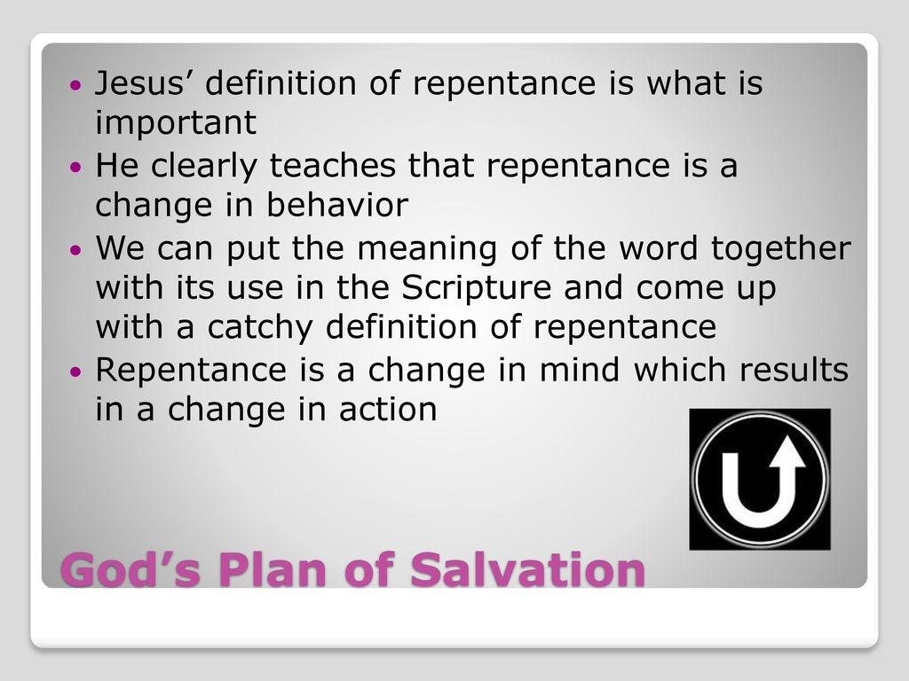 god's plan of salvation - ppt download