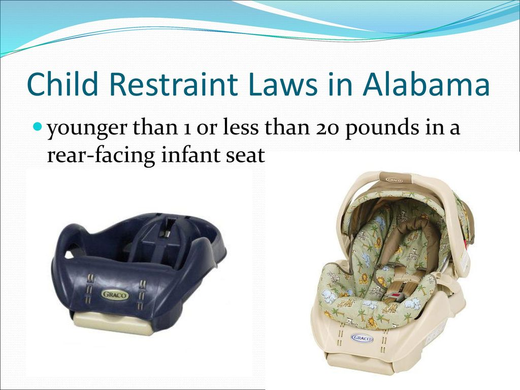 7 Child Restraint Laws In Alabama