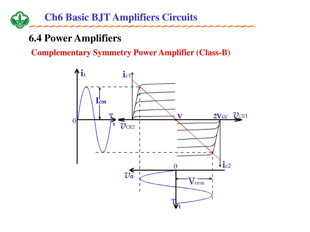 Class B Amplifier Circuit Diagram Wiring Library Power Ocl 35w By Ne540 2n3055