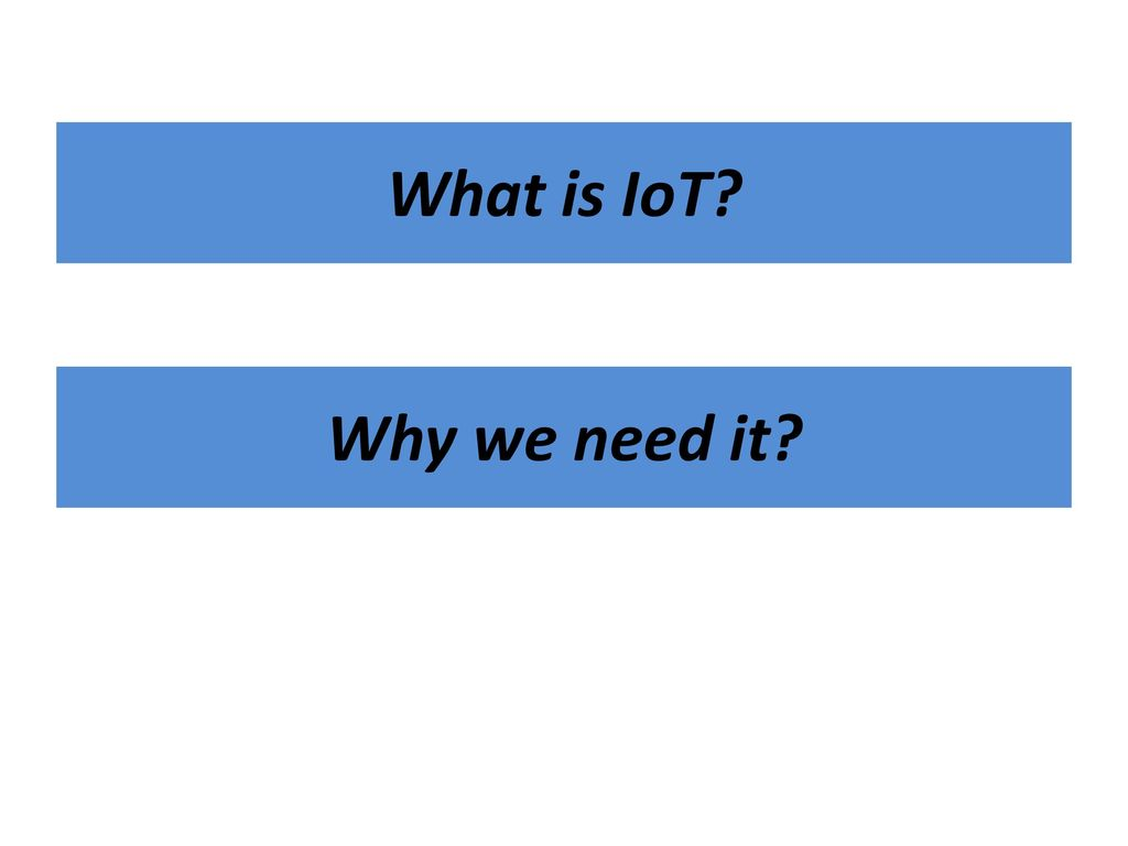 IoT with Arduino and Raspberry Pi - ppt download