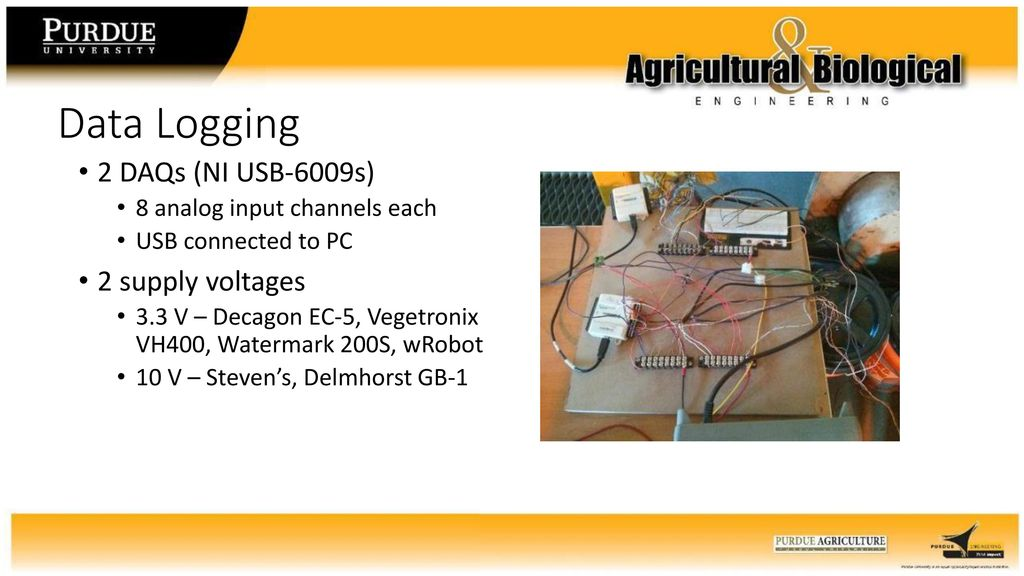essing the Value of Low Cost Versus High Cost Soil Moisture ... on