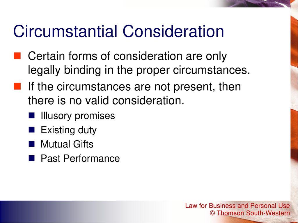 illusory legal definition