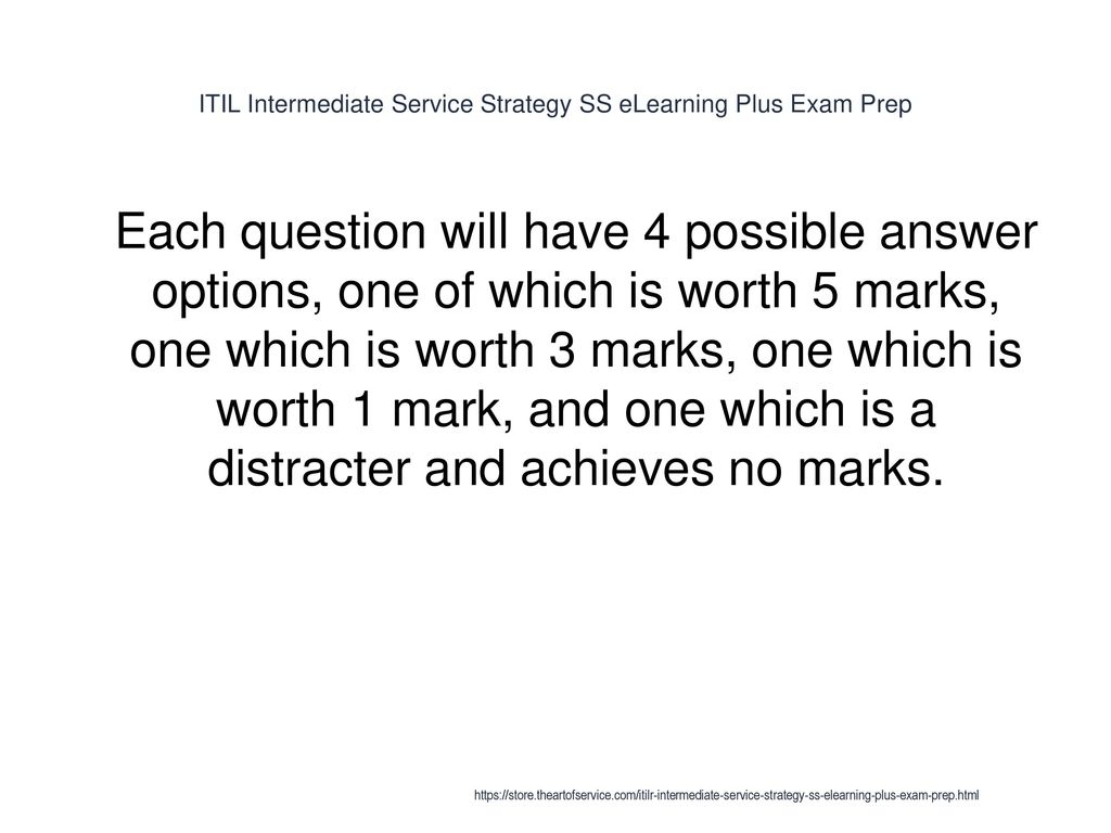 Pdf 2833 Itil Service Strategy Exam Questions 2019 Ebook Library