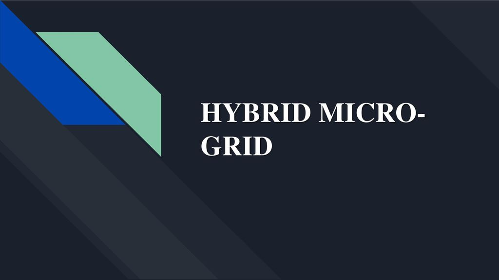 Smart grid & microgrid r&d ppt video online download.