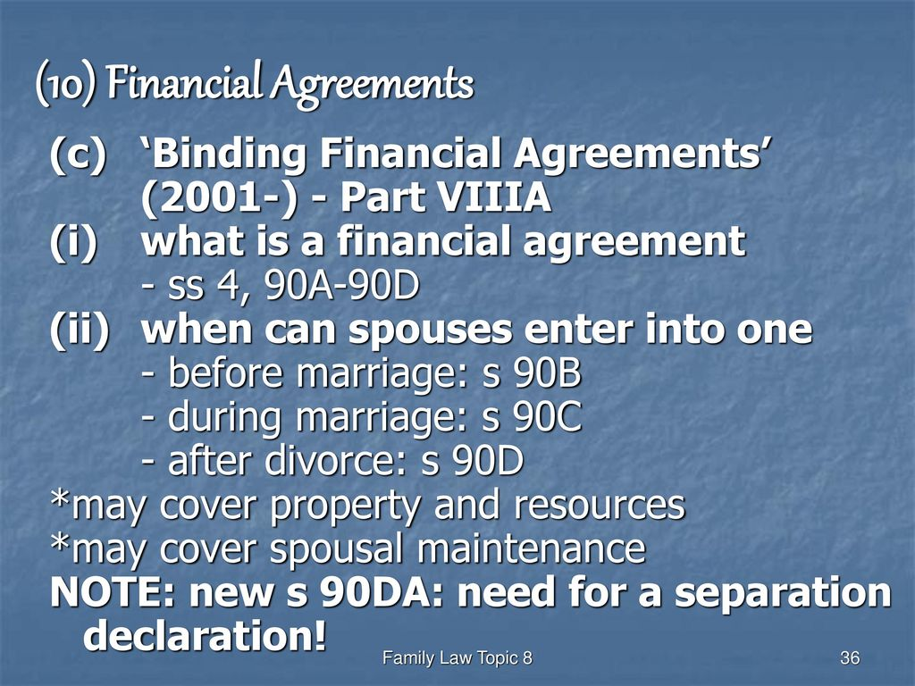 Family Law Topic Property Disputes Family Law Topic Ppt Download