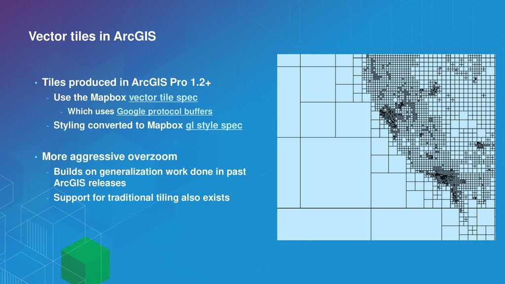 Desktop Mapping: Creating Vector Tiles - ppt download