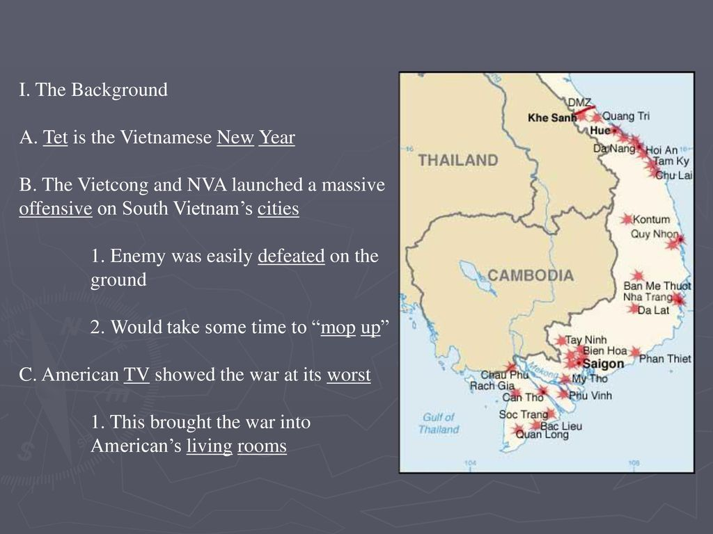 The Tet Offensive of ppt download