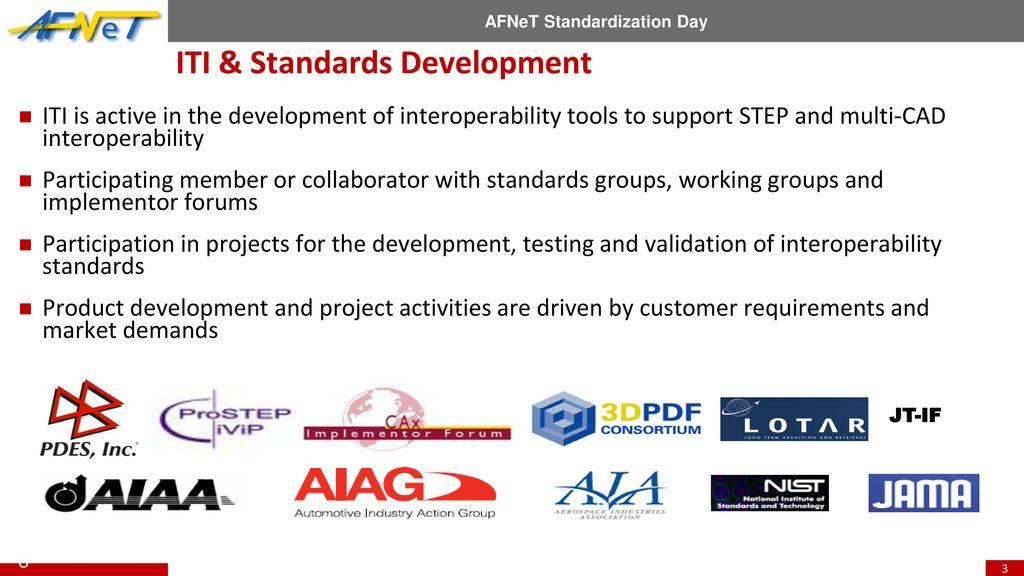 AFNeT Standardization Day Paris - ppt download