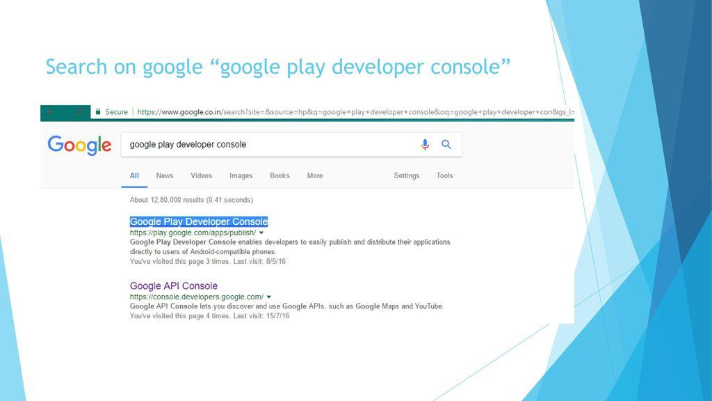 Google Play Store Created By : Kishor Parmar , kishan jadav