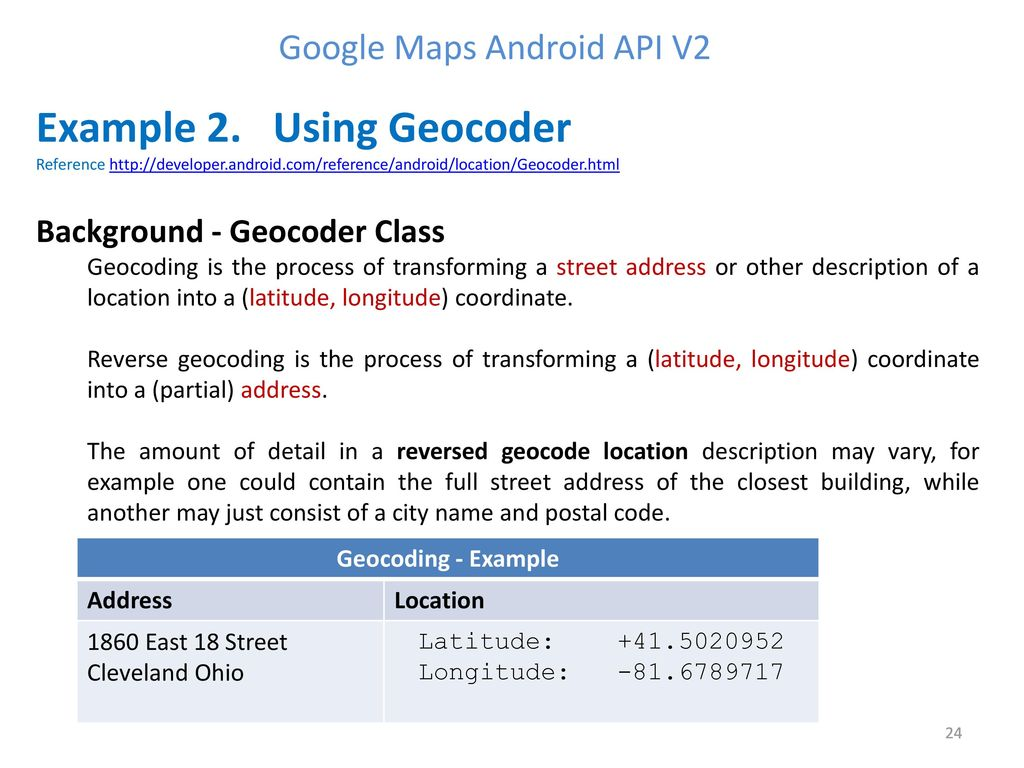 Android Google Maps Android API V2 - ppt download