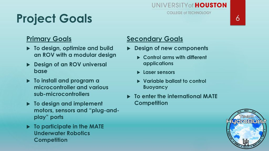 Modular R O V for Sub-Sea Operations - ppt download