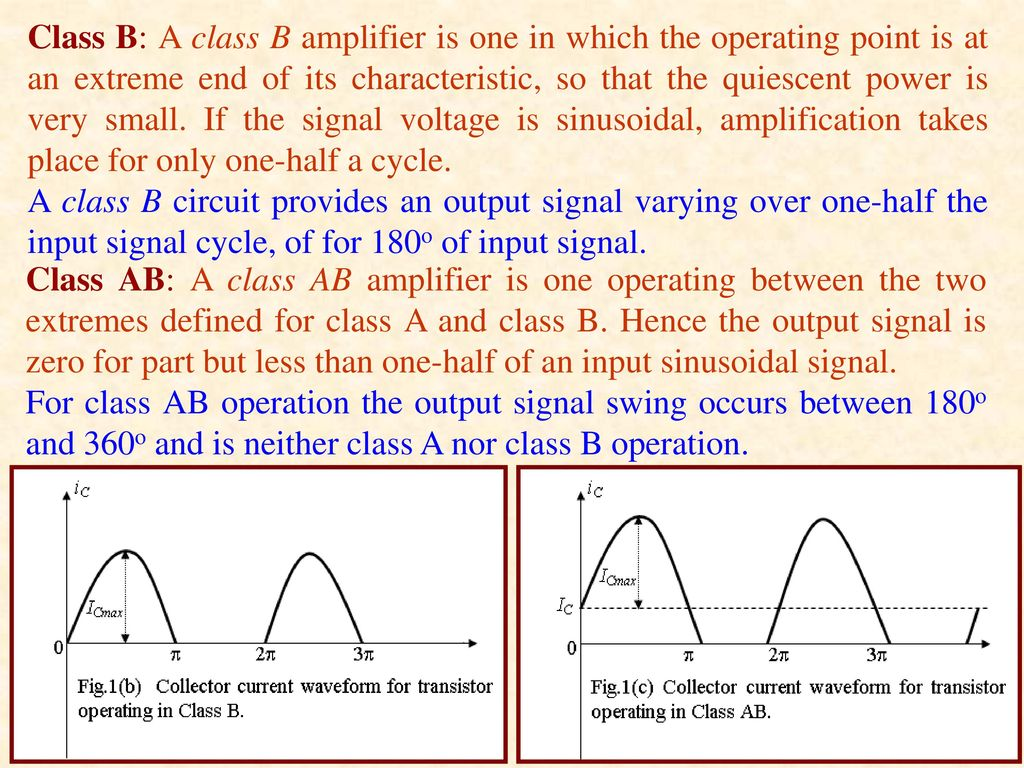 Amplifier An Is Electronic Device That Increases Class Ab 12v 2