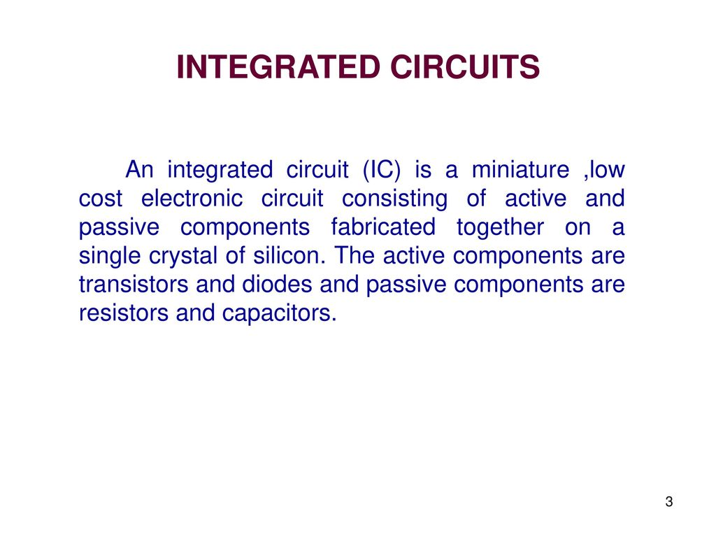 Linear Integrated Circuits And Applications Ppt Download Want To Present Is Constructed Using The Circuit Lm317