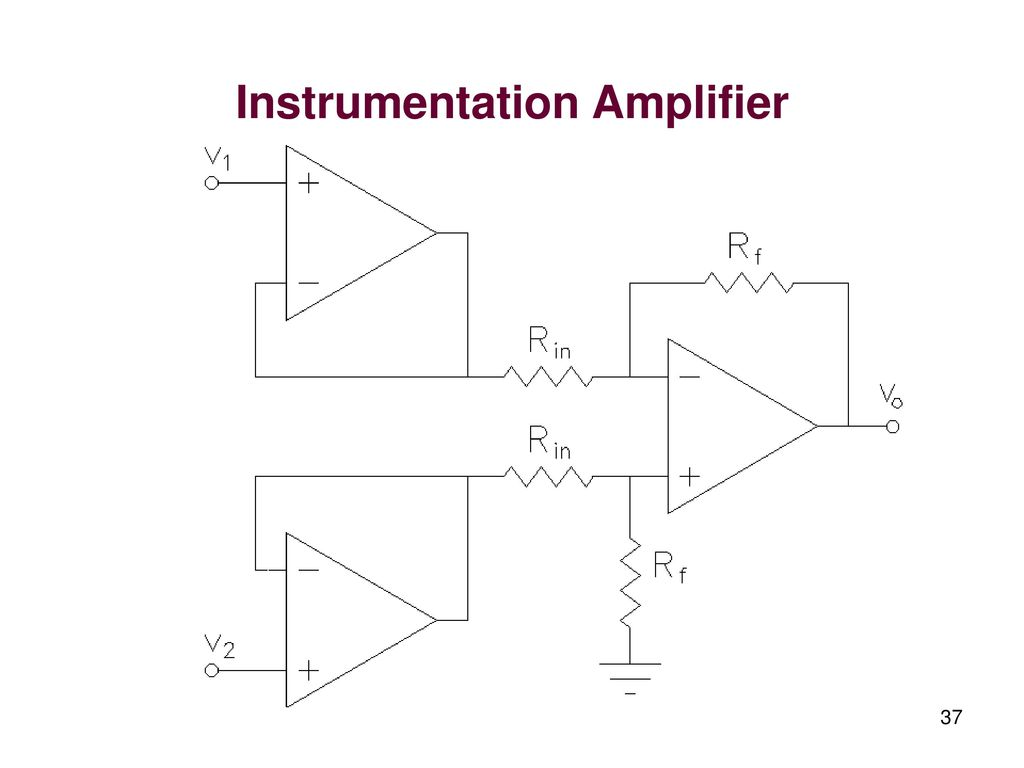 Linear Integrated Circuits And Applications Ppt Download Lm380 Audio Amplifier Circuit 37 Instrumentation