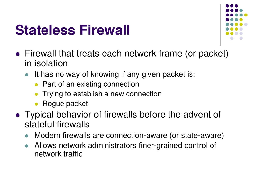 difference between hardware and software firewall pdf