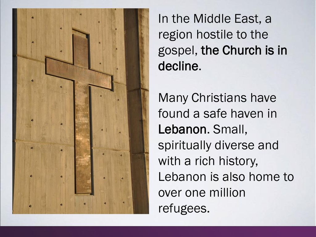 Marvelous Empowering Christians In The Middle East Ppt Download Home Interior And Landscaping Dextoversignezvosmurscom