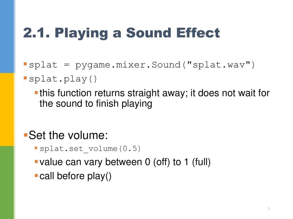 15  Media (sound effects, music, video) - ppt download
