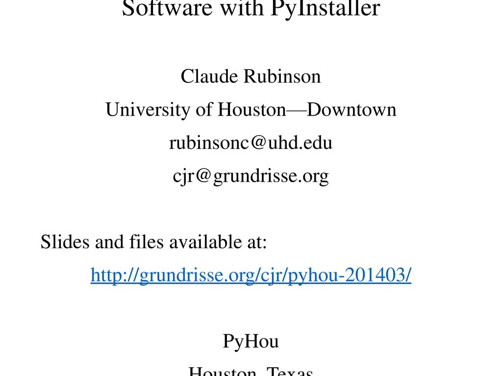 Pyinstaller Download