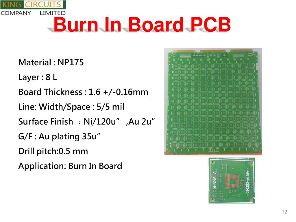 Introduce PCB Products of KC - ppt download