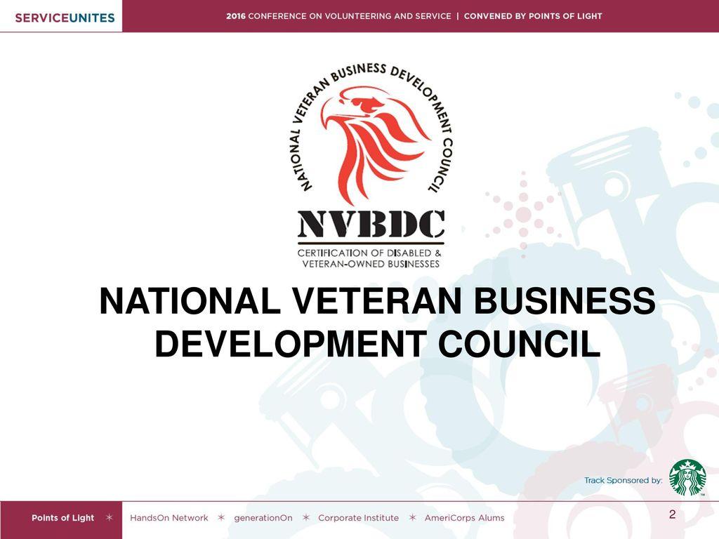 Nvbdc Veteran Business Certification Ppt Download