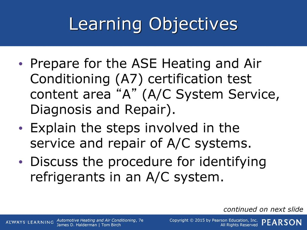 14 Refrigerant Recovery Recycling And Recharging Ppt Download