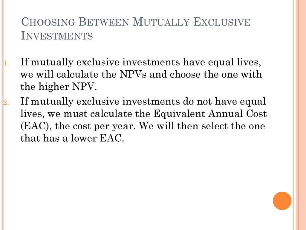Watch How to Calculate Equivalent Annual Cost (EAC) video