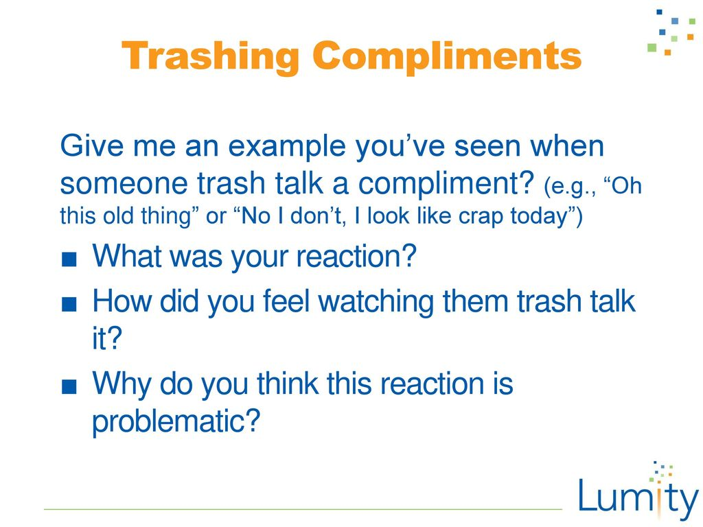 What is a compliment 19