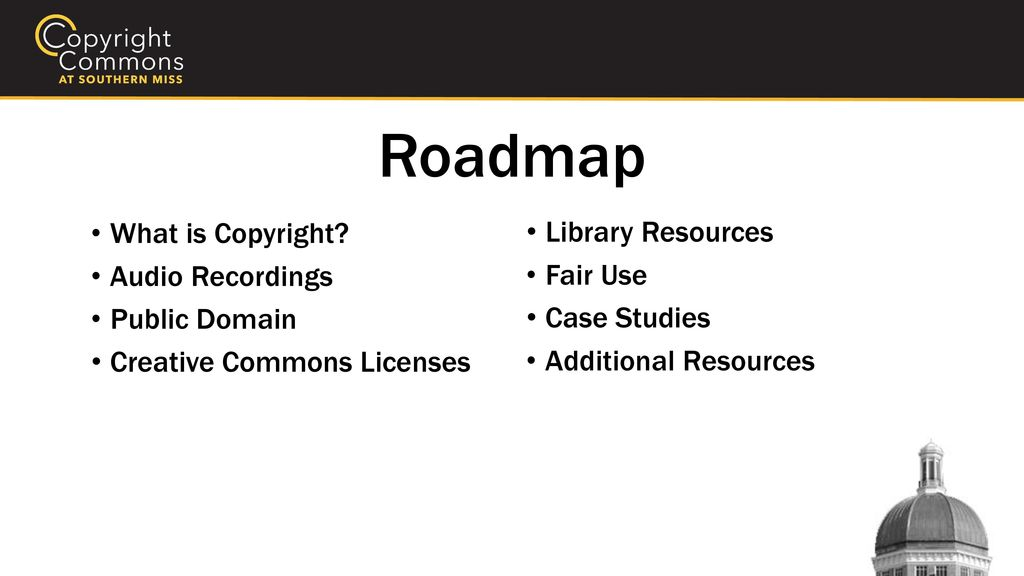 Copyright Basics and Their Application for Open Educational