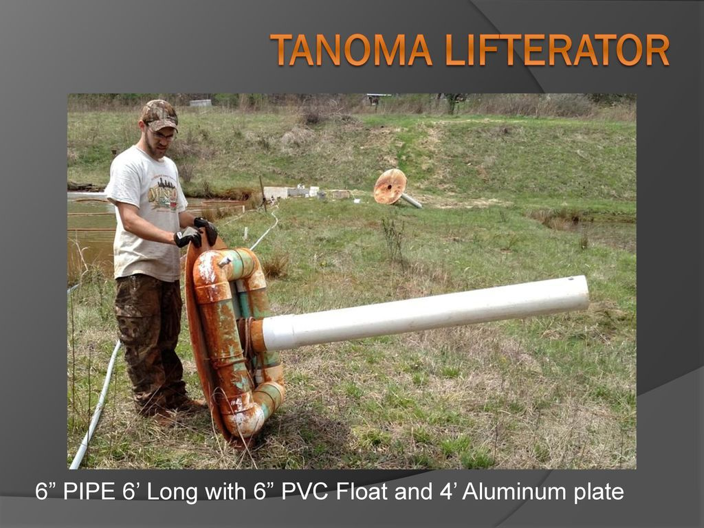 Evergreen conservancy Tanoma trompe system - ppt download