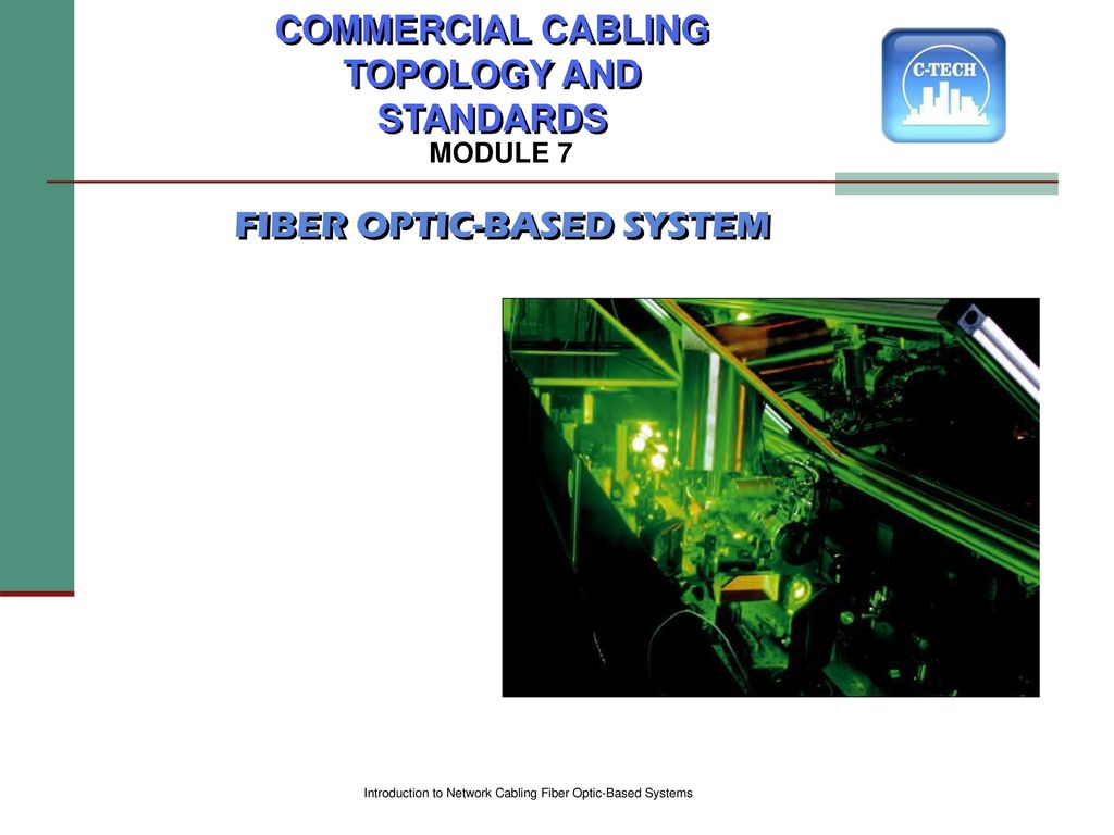 commercial cabling topology and standards ppt download rh slideplayer com