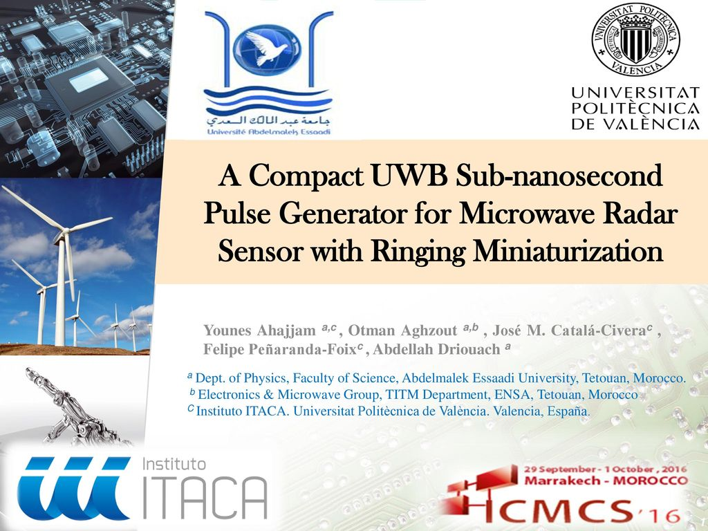 Sommaire A Compact Uwb Sub Nanosecond Pulse Generator For Microwave Circuit Diagram Avalanche Electronic Radar Sensor With Ringing Miniaturization