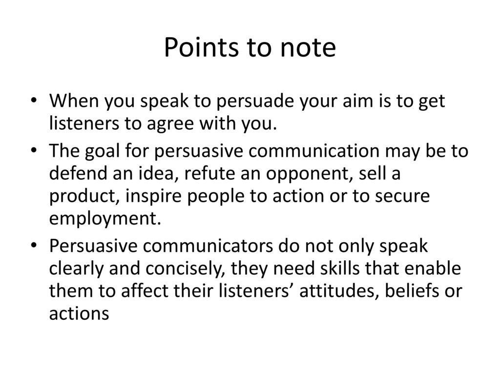 how to speak clearly and concisely