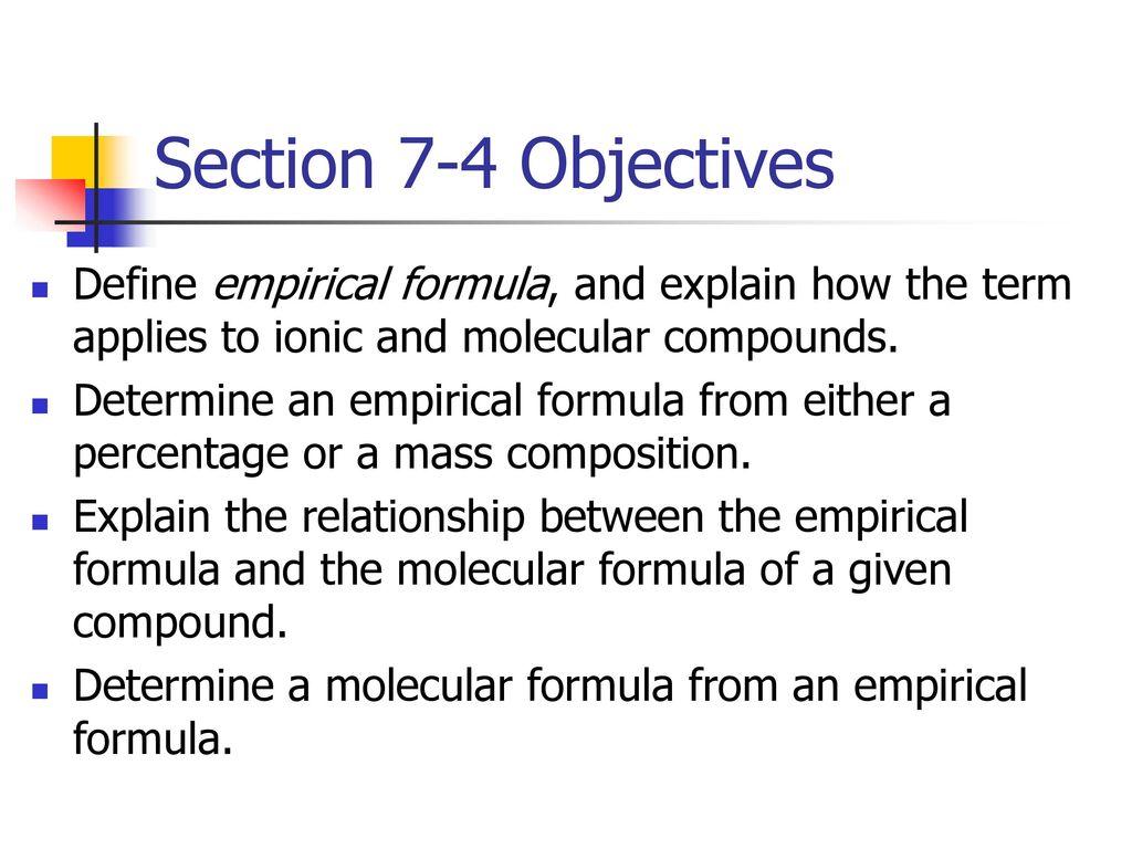 define empirical