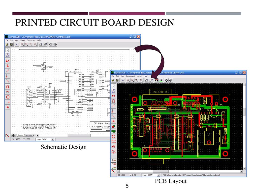 Printed Circuit Board Design Ppt Download Fr4 Eletronic Buy
