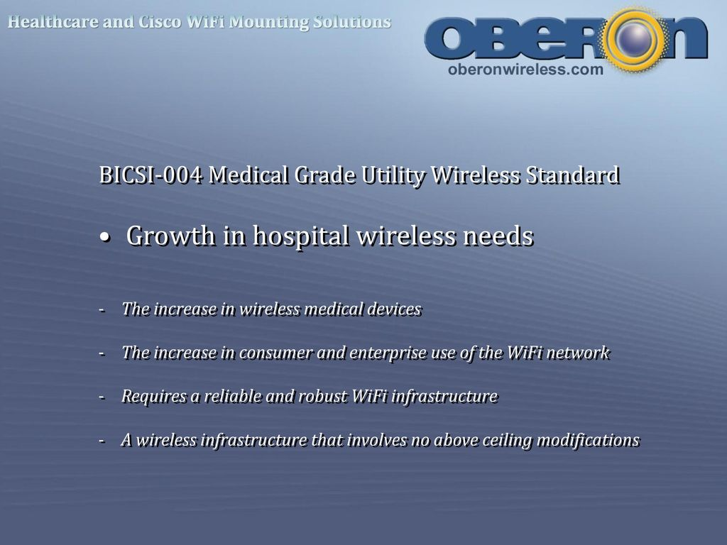 Professional Wi-Fi Installation Solutions - ppt download